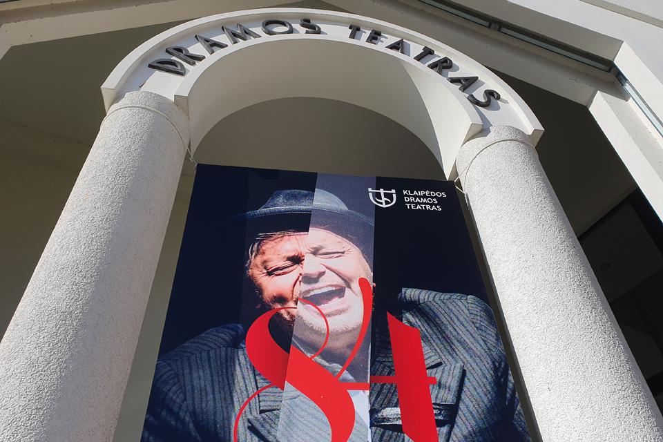 Klaipėdos dramos teatro sezonas – su keturiomis premjeromis