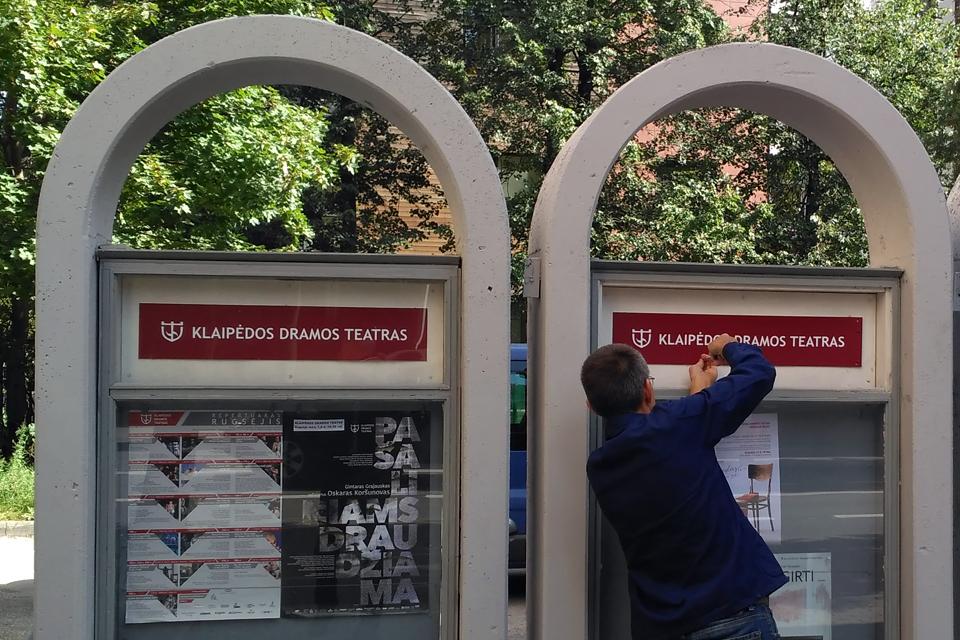 Klaipėdos dramos teatras pradeda 83-ąjį sezoną
