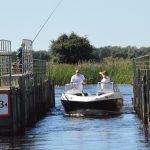 Судоходство в канале: первый вызов - всего несколько метров