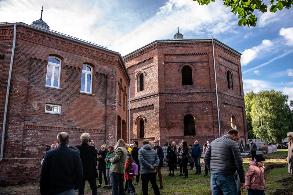 Klaipėdos savivaldybei – padėka už dėmesį kultūros paveldui