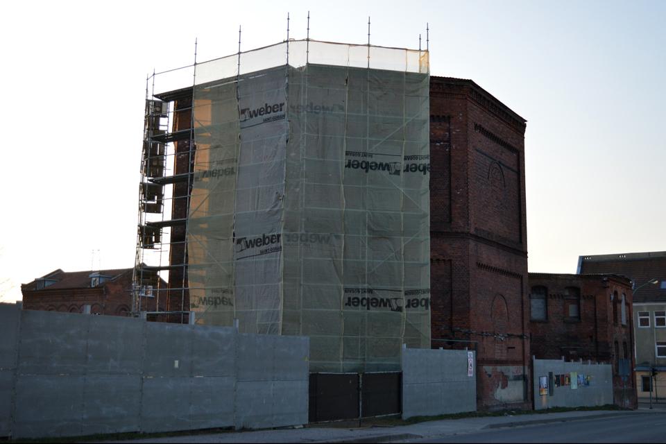 Dujų fabrikas atgaus stogą