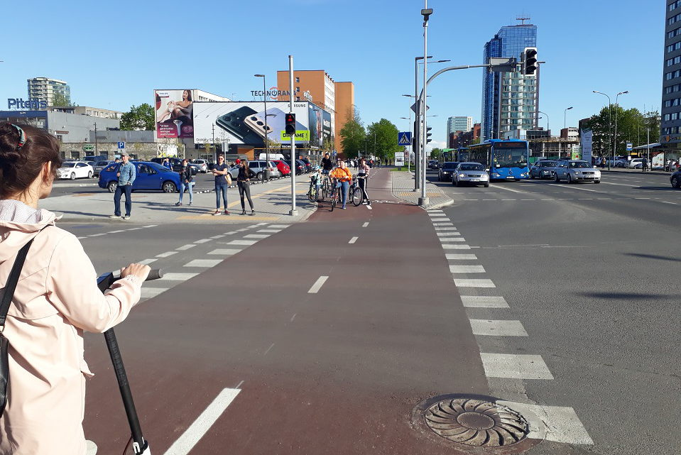 Kada miesto gatvėmis riedės ekologiškas transportas?(papildyta)