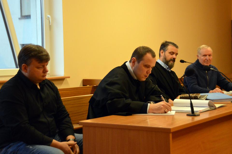 Teisme – dar viena keltų leidimų byla