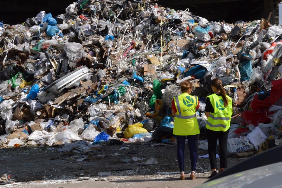 Atliekų Liepų gatvėje neberūšiuos?