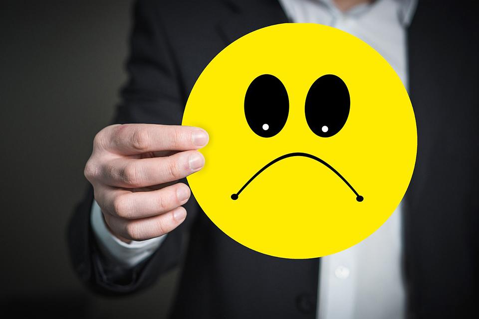 Kodėl svarbu leisti sau jaustis visaip?