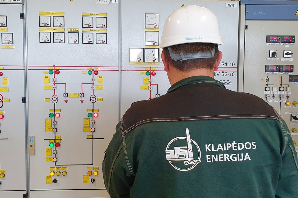 """""""Klaipėdos energija"""" grįžta į daugiabučių aptarnavimo rinką"""