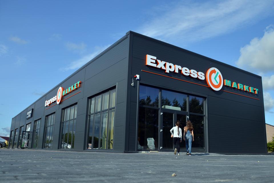 Klaipėdos rajone – naujas prekybos tinklas
