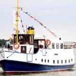 Возобновляются рейсы речных теплоходов по маршрутам Клайпеда – Юодкранте и Каунас – Нида