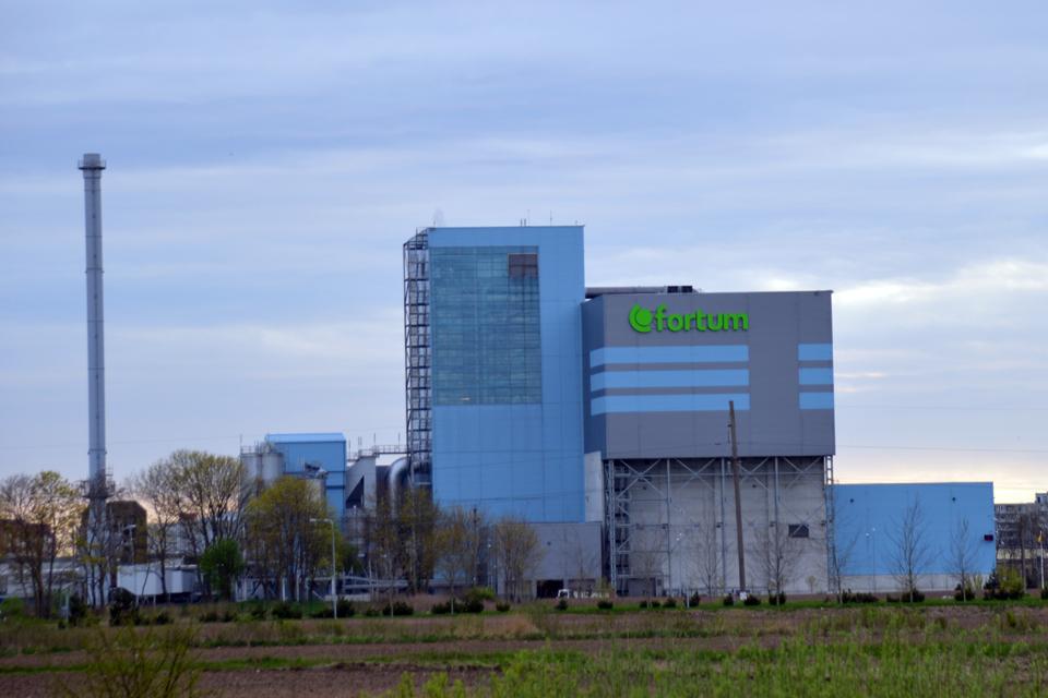 """Vėl buvo sugedusi """"Fortum Klaipėda"""" jėgainė"""