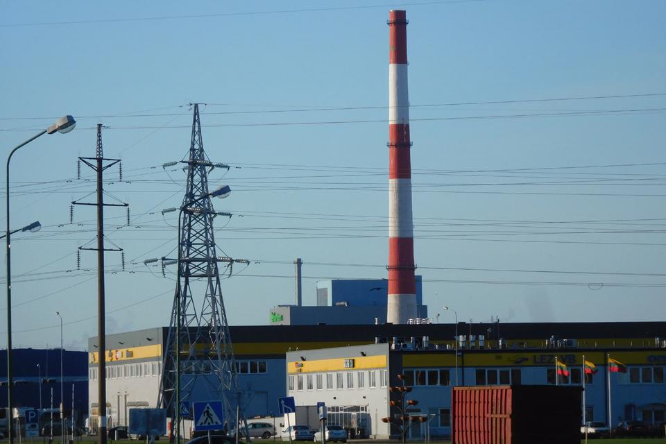 """""""Fortum Klaipėda"""" jėgainėje – rimtas gedimas"""