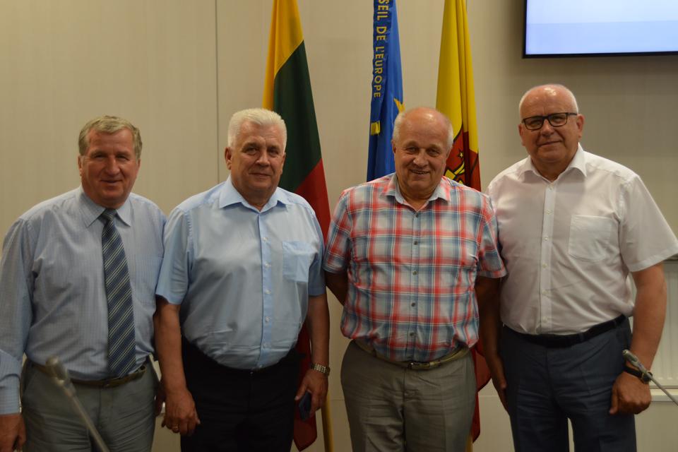 Miesto Taryboje – nauja frakcija