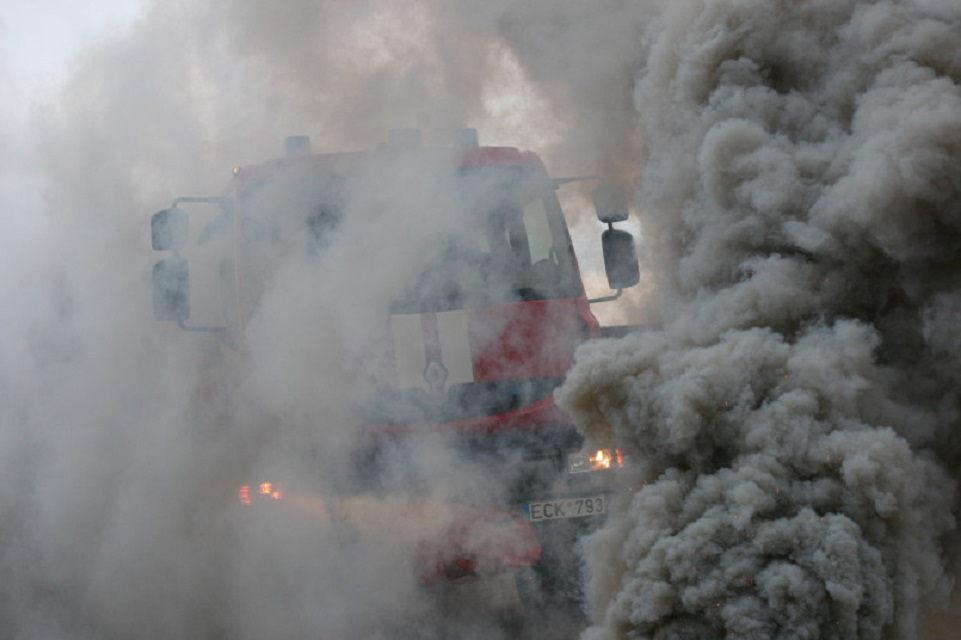 Savaitgalį – gaisrų gausa, rastas sudegęs kūnas