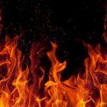 Dituvoje kilęs gaisras pridarė nuostolių