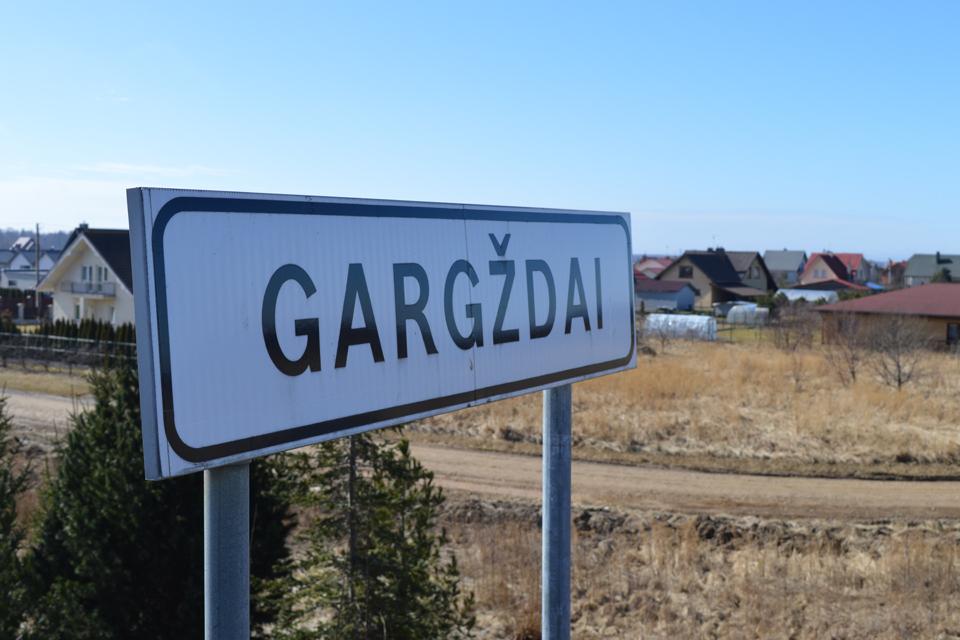 Gargždų rajonas, Gražuliai ar Gražuliukai?*