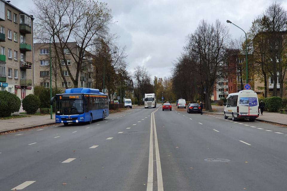 Rytais patraukti automobilius iš Klaipėdos gatvių reikės dar anksčiau