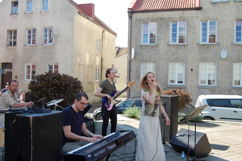 Gatvės muzikos diena – jau šį šeštadienį