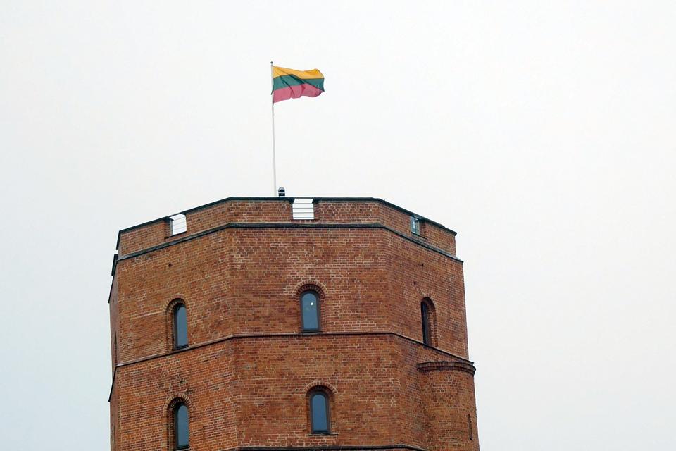 Mokyklas kviečia pretenduoti gauti Gedimino pilies bokšto vėliavą
