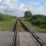Iš traukinio cisternos išsiliejo dyzelinas