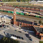 Rail Baltica может соединить Клайпеду со столицами стран Балтии