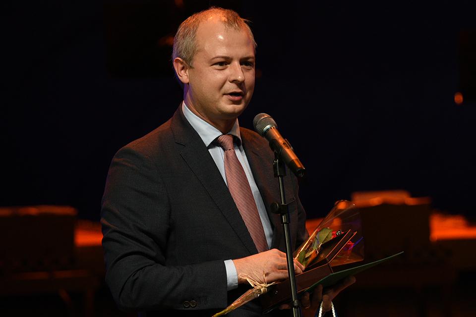 Simonas Gentvilas patvirtino ambiciją tapti ministru, žada siekti mažesnių mokesčių