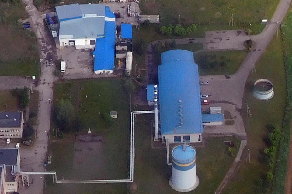 """Bankrutavusios """"Geotermos"""" turtas siūlomas viziją turinčiai Klaipėdos savivaldybei"""