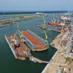 """AB """"Vakarų laivų gamykla"""" pasiruošusi priimti """"Panamax"""", """"Postpanamax"""" ir """"Aframax""""  tipo laivus"""