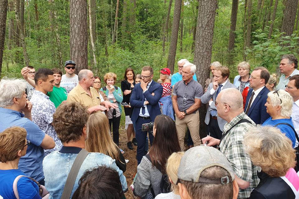 Girulių miškas – nesantaikos obuolys, supriešinęs pietinės ir šiaurinės Klaipėdos gyventojus