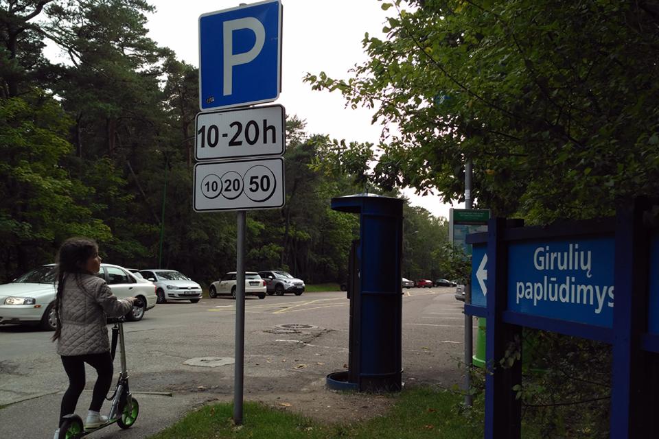 """Audrius Petrošius: """"Raginu apsvarstyti parkavimo mokesčio pajūrio zonoje didinimą"""""""
