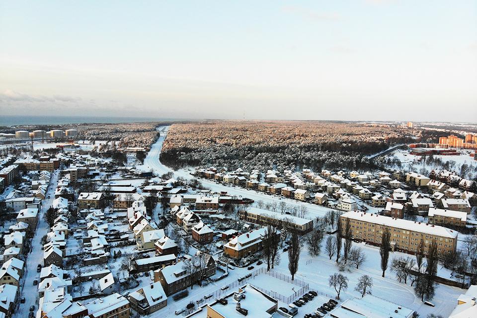 Dėl Klaipėdos miesto bendrojo plano sprendinių