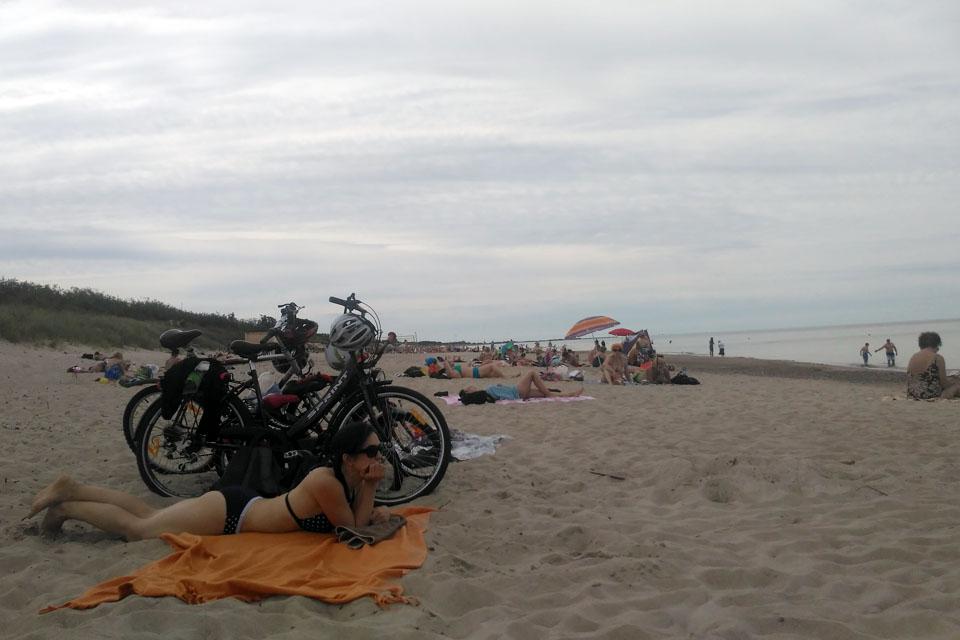 Klaipėda ruošiasi paplūdimių sezono startui