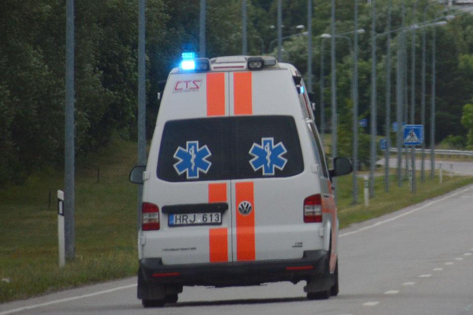 Klaipėdos ligoninės susitarė dėl skubios pagalbos tvarkos