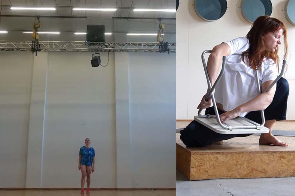 """Galerijoje """"si:said"""" pristatys šokio kūrinius"""
