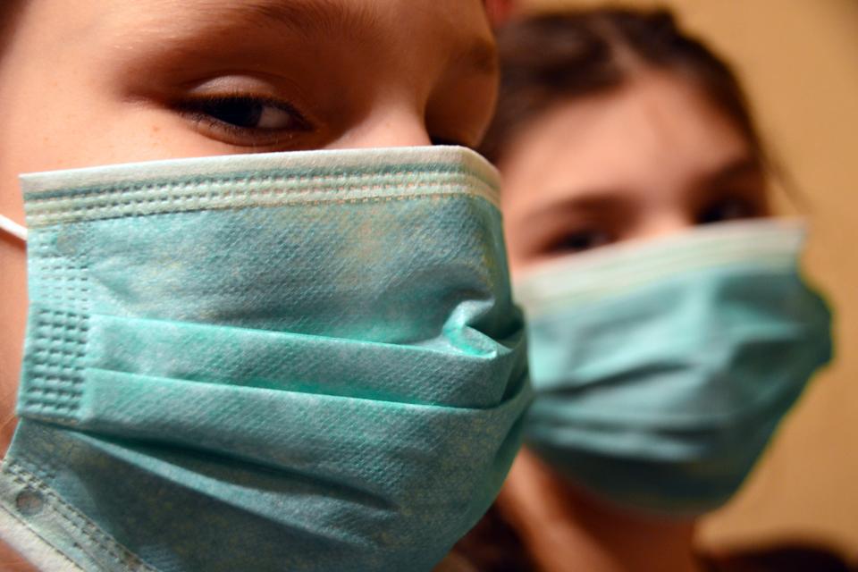 Klaipėdoje atšaukta gripo epidemija