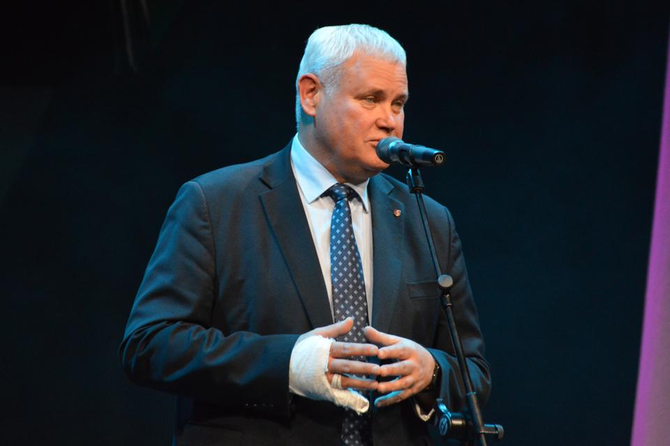 Klaipėdos merui atlikta operacija