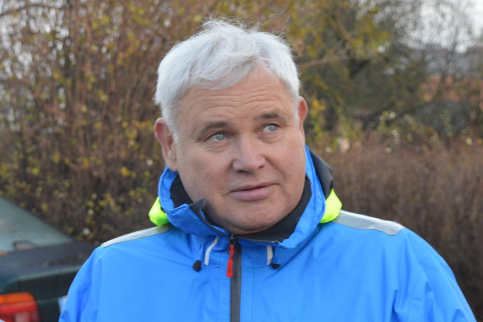 Klaipėdiečiai sunerimo dėl Klaipėdos mero vairuojamo automobilio