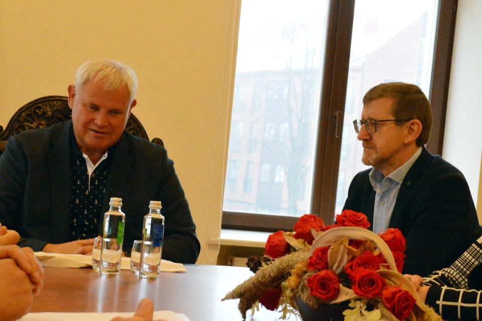 Artūras Šulcas dirbs Klaipėdos mero patarėju