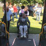 Ar Klaipėdos transportas draugiškas neįgaliesiems?