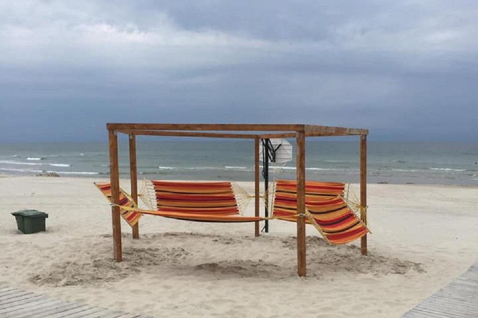 Smiltynės paplūdimyje – dar viena naujovė
