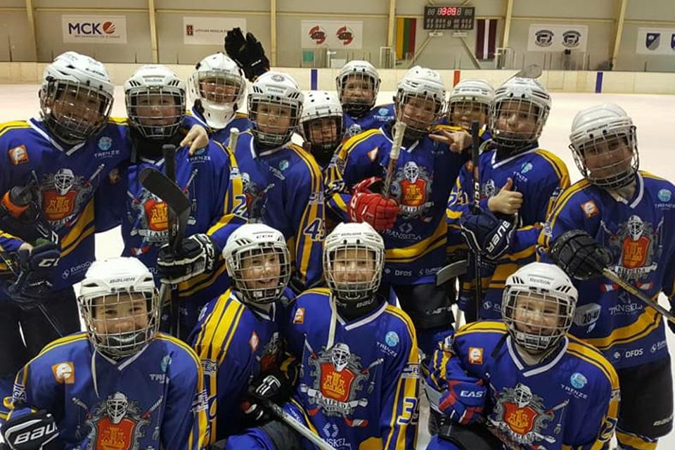 """""""HC Klaipėda"""" komandos tęsia kovas Latvijos čempionate"""