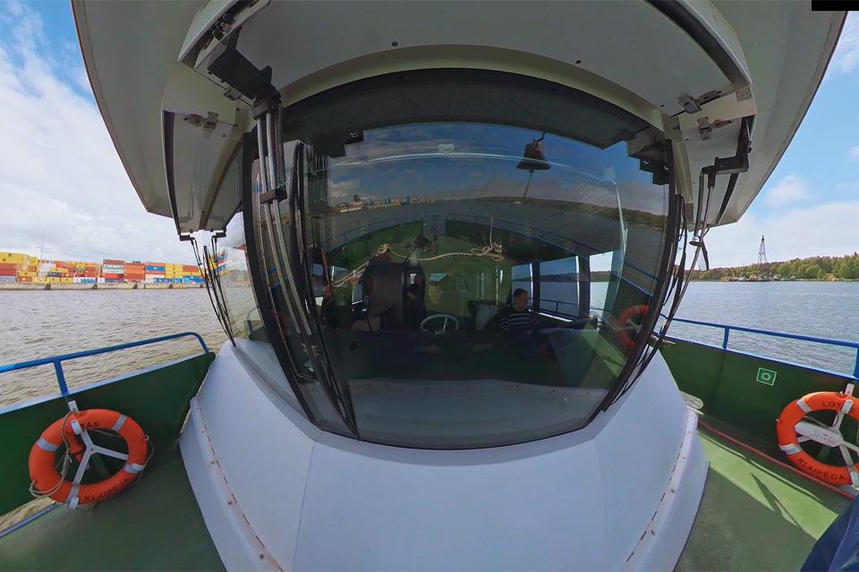 Ką uoste daro hidrografai?