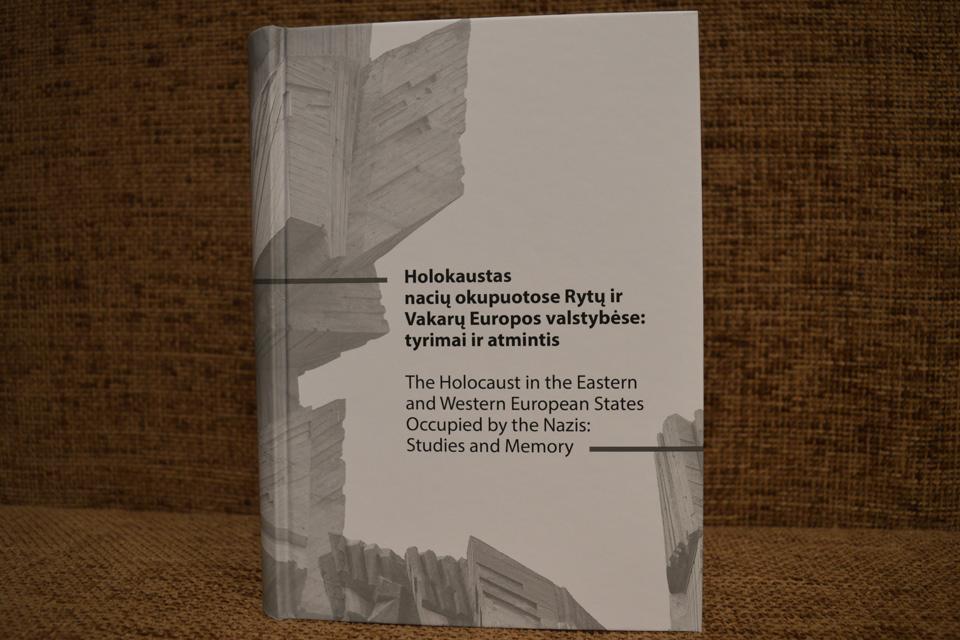Knygoje apie holokaustą – ir klaipėdiečių indėlis
