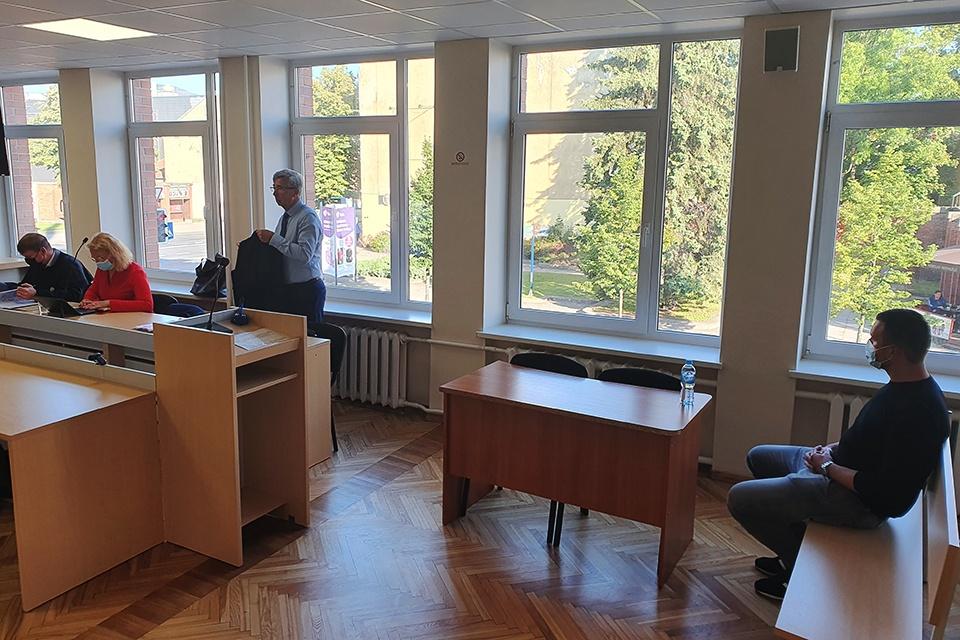 Už uždarų durų – ir Klaipėdos hospiso byla