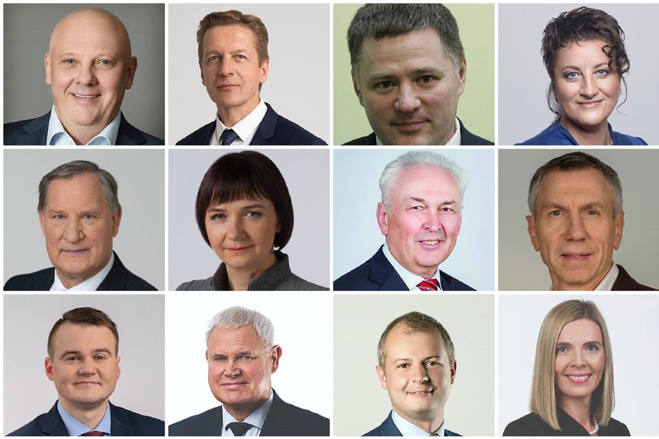 Kandidatų į merus finansiniai ir interesų portretai (atnaujinta)