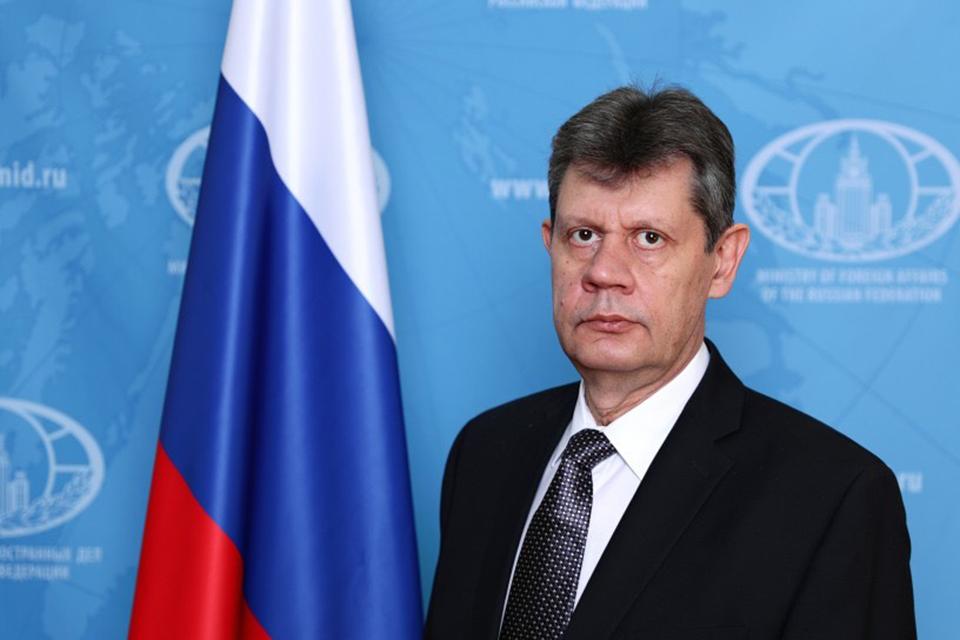 Paskirtas naujas Rusijos generalinis konsulas