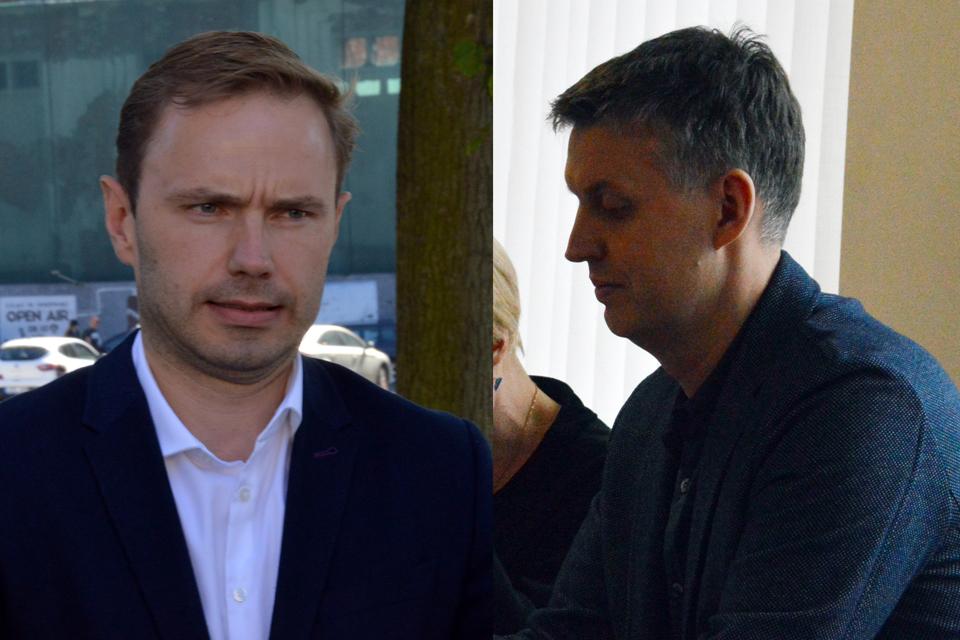 """Apkaltinti buvę """"Grigeo Klaipėda"""" vadovai nieko nekomentuoja"""