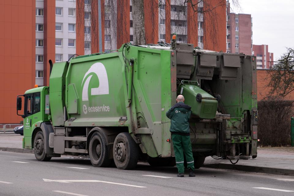 Gyventojams išsiųsti atliekų rinkliavos pranešimai