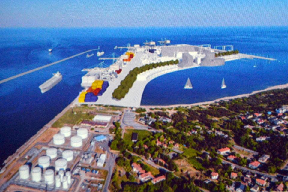 Uosto plėtra: tik komunikacijos problemos?