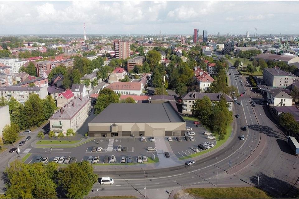 Dėl naujamiestyje planuojamo prekybos centro – ir visuomenininkų pageidavimai