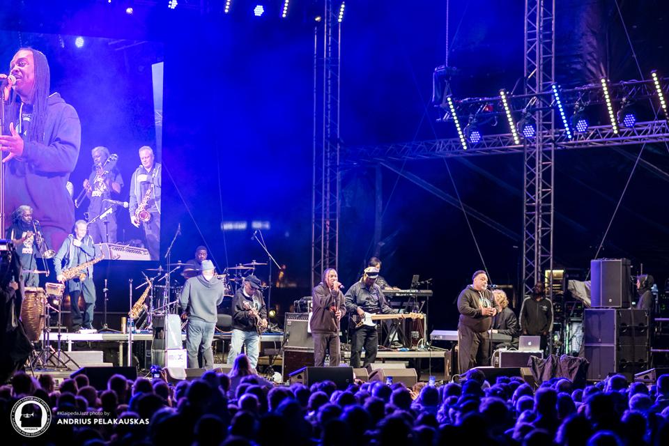 Finišavo XXV Klaipėdos pilies džiazo festivalis