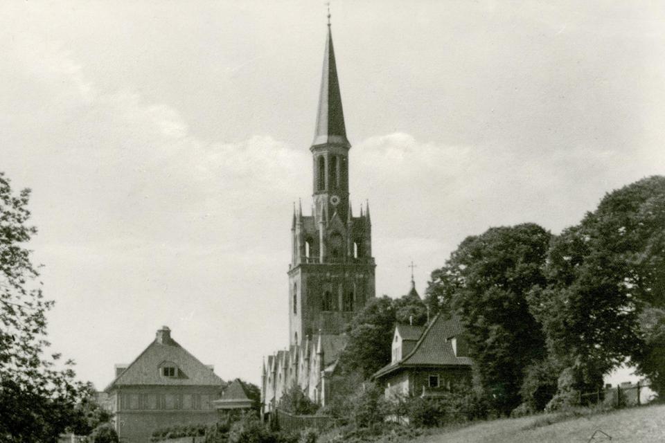 Šv. Jono bažnyčia pateko į užburtą ratą